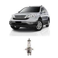 Bosch Lampu Mobil Honda CR-V Low Beam Plus 120 H4 12V 60/55W 1set