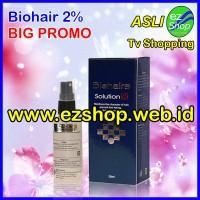 Bio Hair Solution 2% Penumbuh Rambut Alami Asli Ez Shop (Biohairs)