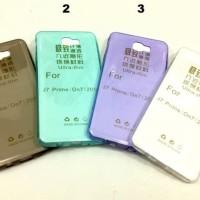 Case Ultra Thin  For Samsung  Galaxy J7 Prime Soft Kondom Jelly TPU.