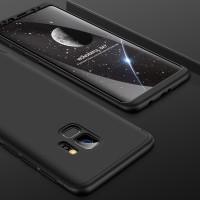 360 protection slim matte full armor case For Samsung S9 PLUS