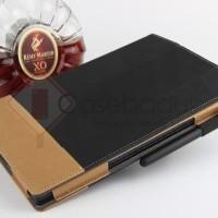 Lenovo Yoga Book 10.1 Inch Oxford Leather Flip Book Case Casing Cover