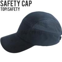 Jual Topi Safety Working Cap Pelindung Kepala Benturan Seperti Helm