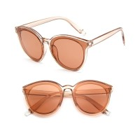 A59 Narnia Sunglasses Eyewear Eye Glasses Candy Color - Brown