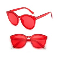 A59 Narnia Sunglasses Eyewear Eye Glasses Candy Color - Red