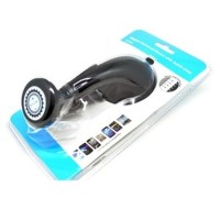 Universal Magnet Suction Bracket for Smartphone - Hitam