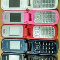 Casing Fullset Samsung Lipat 1272 Merah Putih Hitam Biru Dongker Pink
