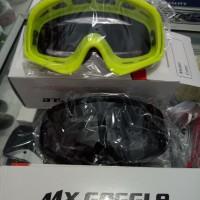 Kacamata goggle google cross mx