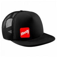 Topi Snapback Jaring Distro Bloods Logo Premium