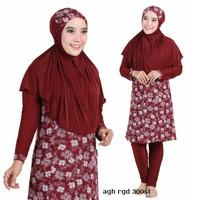 Size XXXL Baju Renang Jumbo Besar Muslimah Syari