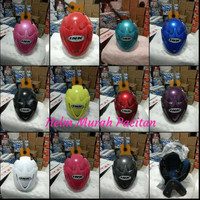 helm ink cx 22 basic dyr bukan kyt mds bogo nhk retro murah gm arai