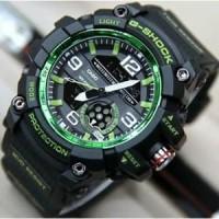 Jam Tangan G-Shock Casio Dualtime Gg-1000 List Hijau #Gk001# Gshoc