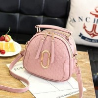 B0102 pink Tas Selempang Mini Modis