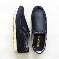 Sepatu Kulit Non Formal Geox Slip Ons Casual Original 004 - 42