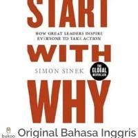 [ORI][PAPERBACK] Start With Why - Simon Sinek