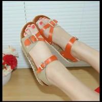 (Produk Baru!!) Sandal / Sendal / Sepatu Tali Santai Carvil ....