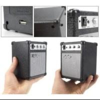 speaker aktif mini - myamp classic amplifier portable speaker Unik