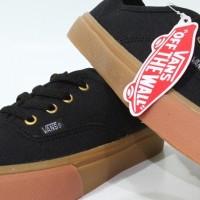 PROMO Sepatu Vans Authentic Gum Hitam Premium Quality UNIK
