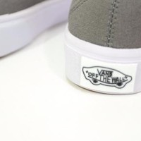 PROMO Sepatu Vans Authentic Mono Grey ! UNIK