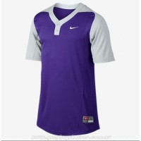 Nike Men's BP II Game Baseball Jersey - raglan shirt - ada big size