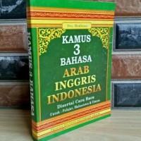 Harga Kamus Bahasa Indonesia Inggris Travelbon.com