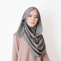 SIZE L PASHMINA INSTANT MALA pasmina instan hijab jilbab osi jaman now