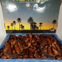 Kurma Madu Tunisia palm frutt Asli Kualitas Premium Isi 5 kg