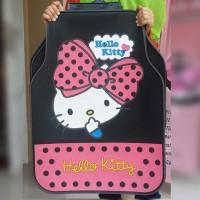 Karpet Mobil Karakter Hello Kitty Pink