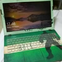 Garskin Laptop Full Body Asus FX553 Series Motif Hulk - Free Custom