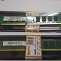 MEMORY PC DDR3 2GB GARANSI 1 TH - HYNIX 10600 / Ram Komputer ddr3 2 gb