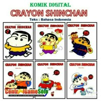 KOMIK DIGITAL (E-BOOK) CRAYON SHINCHAN