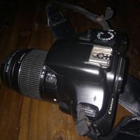 kamera dslr canon 1100d