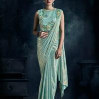 Signora by Zirr 3 / Saree India / Gaun Pesta Import / Maxi Dress