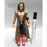 Mainan action figure wrestling figure WWE basic Edge with jacket by ma