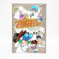 Buku Komik Pesantren Keren