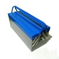 Promo Multipro Tool Box Metal / Besi Jumbo 3 Layer Berkwalitas
