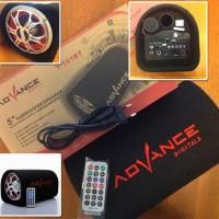 Dijual Speaker Advance Bluetooth T101-Bt Diskon