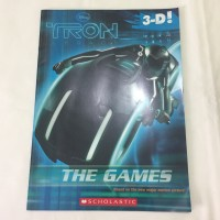 Harga Disney Tron Legacy   The Games   Scholastic | WIKIPRICE INDONESIA