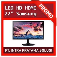 Monitor Samsung Full HD LED 22
