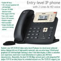 IP Phone YEALINK SIP-T21(P) E2 ( PoE )