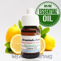 Pure Essential Oil Lemon 15 ml   Minyak Atsiri Lemon 15 ml