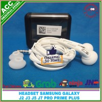Headset Handsfree Samsung Galaxy j2 j3 j5 j7 Pro Prime Plus With Mic