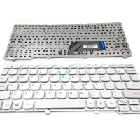 Keyboard Laptop Lenovo ideapad 100S 100S-11ib 100S-11IBY Putih