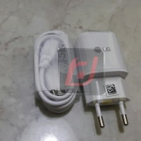 Fast n Quick Charger original LG 9v kabel data usb type nexus 5x g5