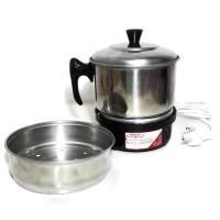 Maspion MEC 1750 Multi Cooker Panci Listrik Serbaguna BEST COOKER