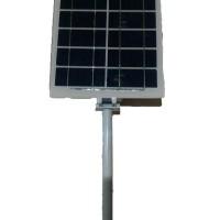 Lampu Jalan LED Solar Tenaga Matahari Sensor Otomatis