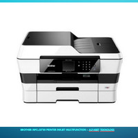 BROTHER MFC-J3720 Printer Inkjet Multifunction/Printer A3/Grs 3 Tahun