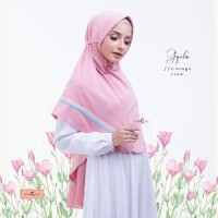 Jilbab Instan terbaru Aqila Original