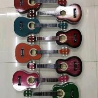 Gitar Ukulele Murah Bagus Kentrung Senar 4 Warna Warni Gitar Mini last