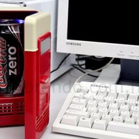terbaru Kulkas Mini USB bisa panas dan dingin