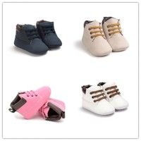 Sepatu Boots Casual dengan Bahan Halus untuk Laki-Laki / Perempuan